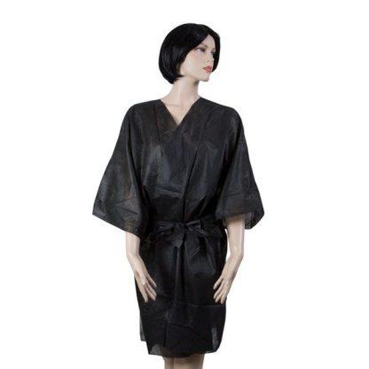 Kimono polipropileno, 10 unidades.