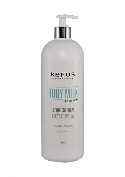 Loción corporal hidratante Kefus - 1000 ml