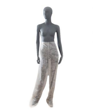 Pantalón de presoterapia plastificado