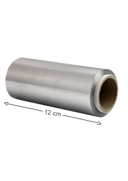 Rollo lámina aluminio 12 cm 70m
