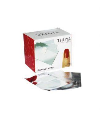 Remover Wraps 100 unidades Thuya