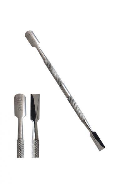 Empuja cutículas acero inoxidable Pollié (4689)