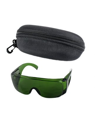 Gafas protectoras para depilación láser