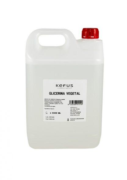 glicerina vegetal 5 litros