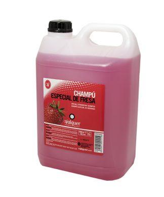 Champú de fresa Valquer 5 litros