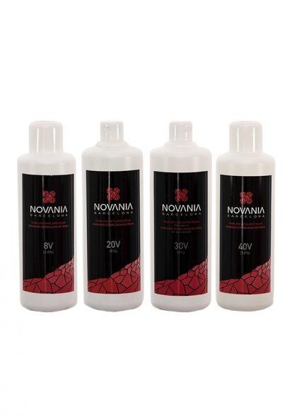 Oxigenada estabilizada en crema Novania