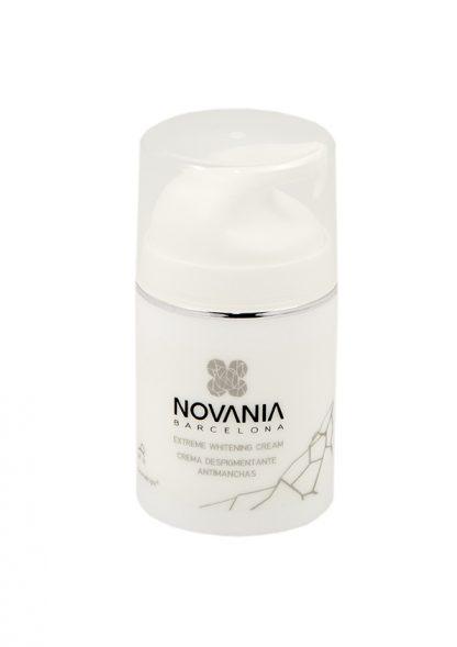 Crema despigmentante Novania