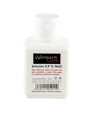 Solución limpiadora de pestañas Wimpernwelle