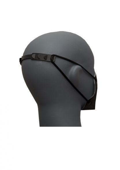 Sujeta-mascarillas-de-plástico-negro