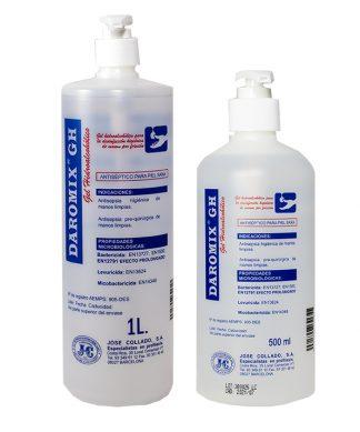 Antiséptico Hidroalcóholico DAROMIX