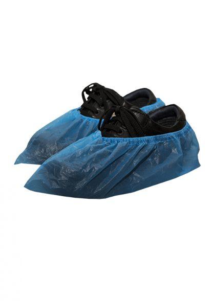 Cubrezapatos desechables de polietileno (100 uds)