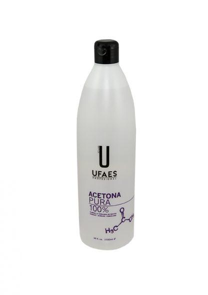 Acetona pura 1 litro