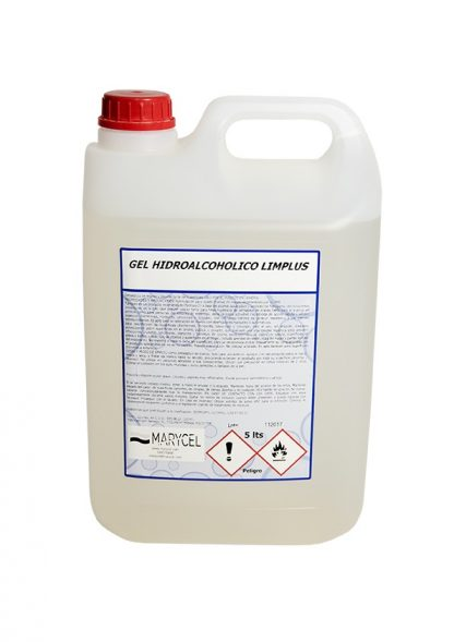 Gel Hidroalcohólico Antiséptico 5 litros