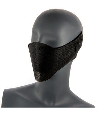 Mascarillas graduables de uso estético (50 unid.) negra