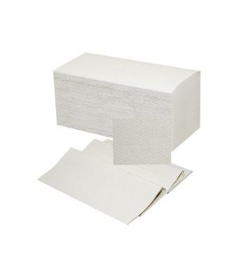 Toallas papel secamanos zig-zag gofradas suaves