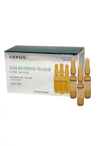 Ampollas de ácido hialurónico - Pullulan
