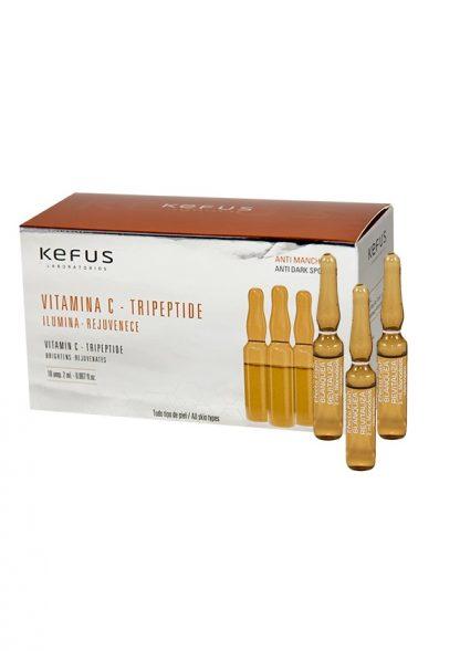 Ampollas de Vitamina C - Tripeptide
