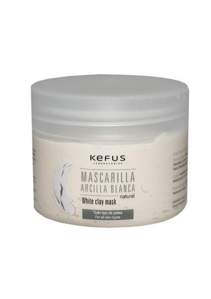 Mascarilla de Arcilla Kefus Blanca