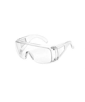 Gafas de protección covid transparentes