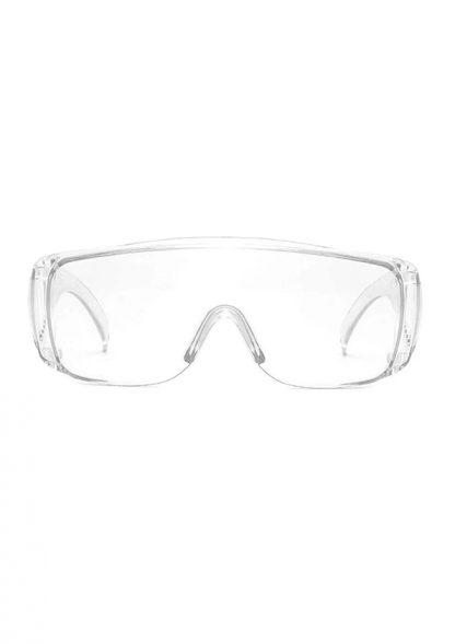 Gafas de protección transparentes