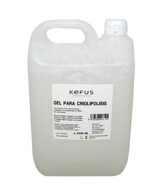 Gel para criolipólisis Kefus 5000 ml